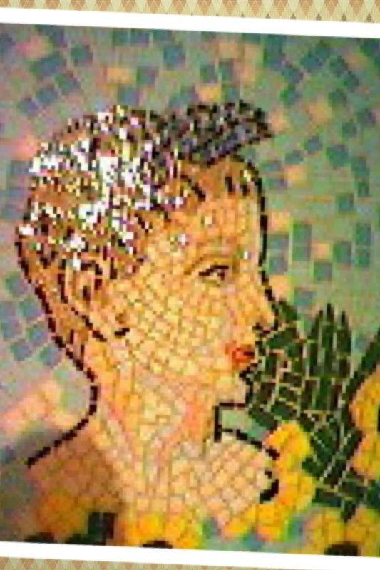 Emaux de briare page 2 for Poser de la mosaique