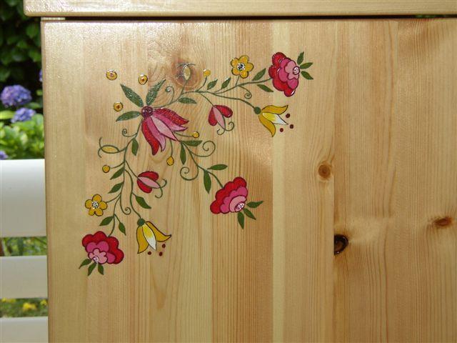 Peinture sur bois for Peinture meuble en bois